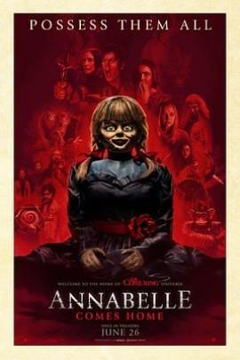 安娜貝爾3:回家