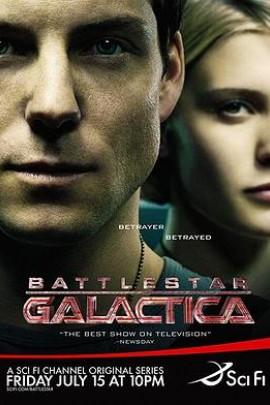 太空堡壘卡拉狄加第二季