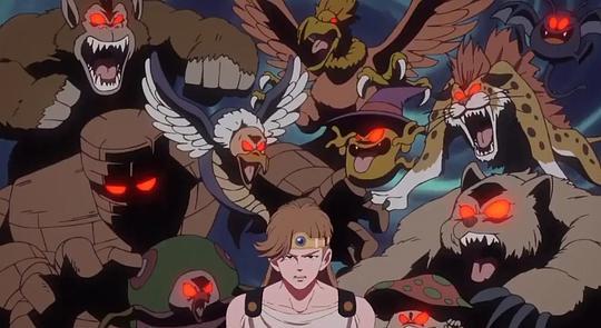 《勇者斗恶龙:达尔的大冒险新作动画》截图